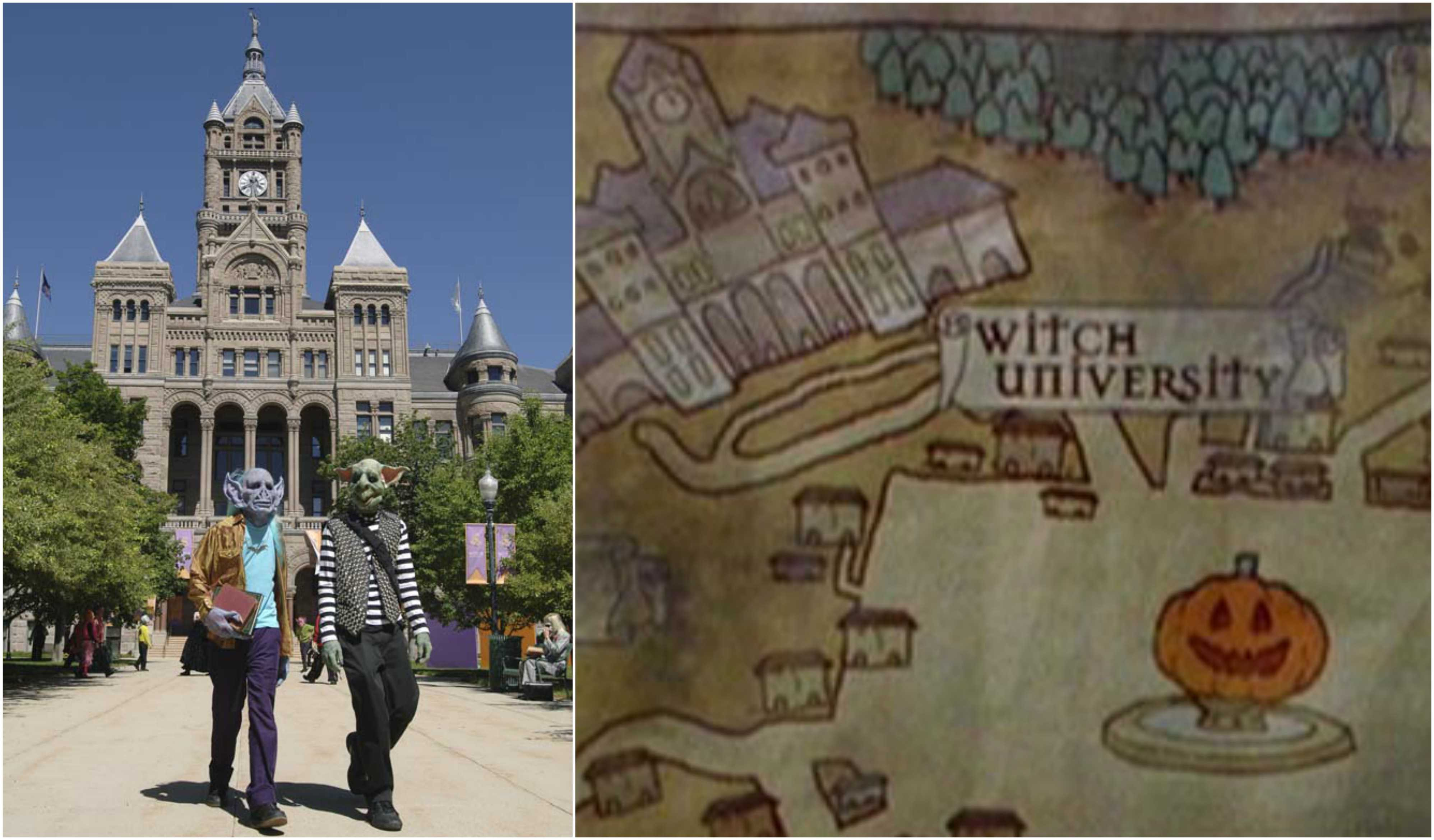 witch university